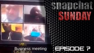 AKINFENWA presents SNAPCHAT SUNDAY - Episode  7