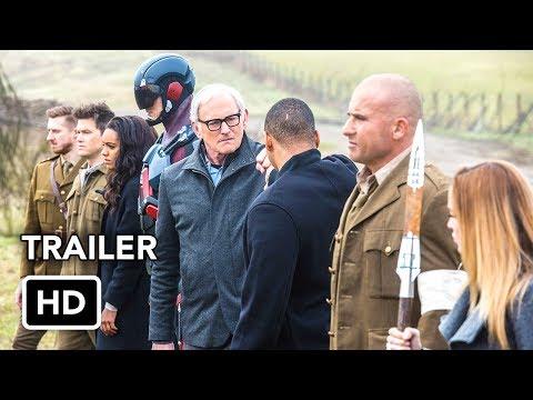 DC's Legends of Tomorrow Season 3 Comic-Con Trailer (HD)