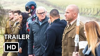DC's Legends of Tomorrow Season 3 Comic-Con Trailer (HD)