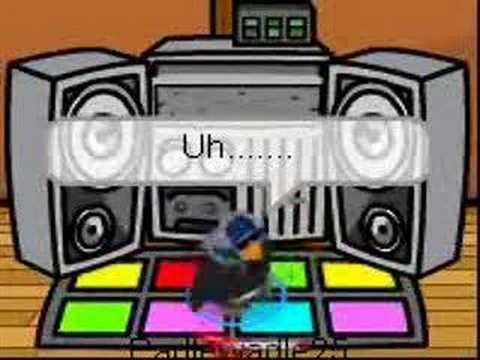 Penguin karaoke (I like to move it move it)