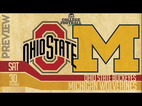 Ohio State Buckeyes Vs Michigan Wolverines - Preview & Prediction - College Football