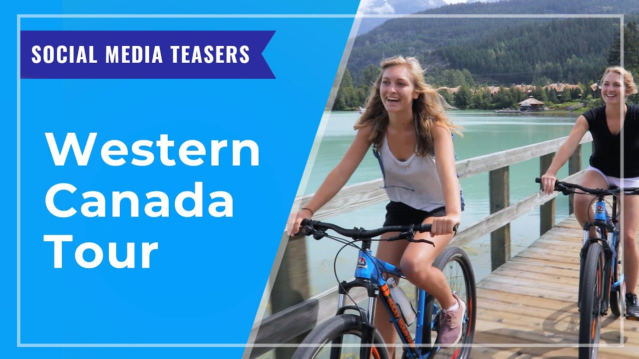 SOCIAL MEDIA TEASERS: Western Canada Tour