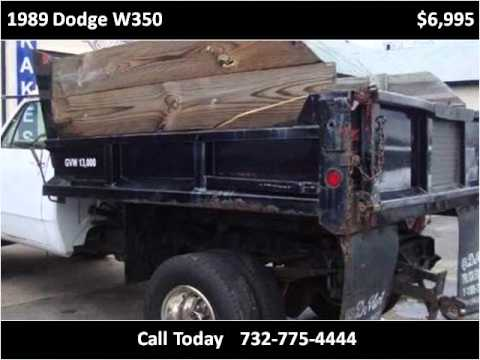 1989 dodge w350 used cars neptune city nj youtube for Michaels motors neptune nj