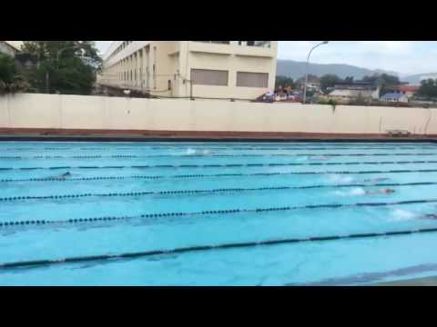 6th CEAP Mindanao Games 2017 (Playback) - Aquatics College Women Finals in Zamboanga City