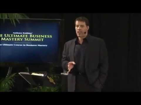 Tony Robbins   The Importance of Decisions