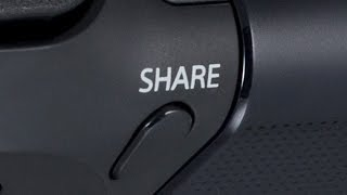 how to use share button
