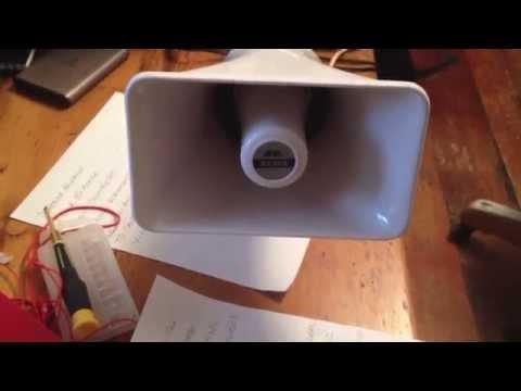 ATW DS508 Siren Test