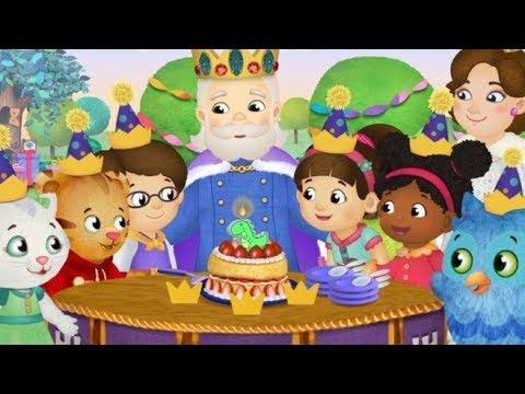 Happy Birthday Prince Wednesday Youtube