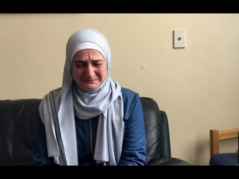 هجوم نيوزيلندا: بي بي سي تلتقى الأم السورية التي فقدت زوجها وابنها  - نشر قبل 60 دقيقة