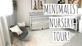 Nursery Tour | gender neutral