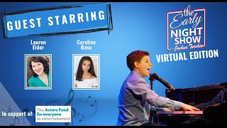 S5 Ep15 Broadway's Lauren Elder and Caroline Basu Guest Star!
