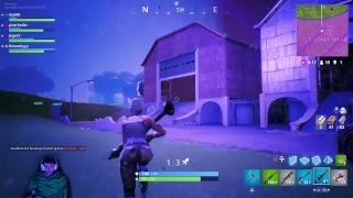 Poranne Fortnite bataille Royal V6 nowy patch