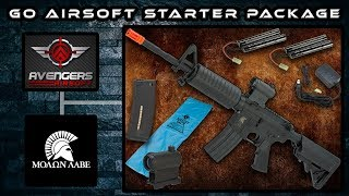 The BEST Airsoft Beginner Package for $200