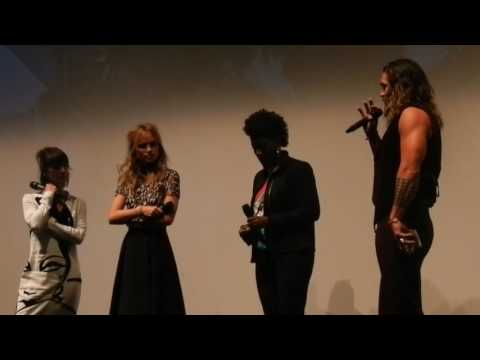 Bad Batch - Jason Momoa - Suki Waterhouse - Toronto Inernational Film Festival Sept 2016 - 1