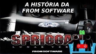 A História da FromSoftware: Parte 4 - Spriggan Lunar Verse (PS1 - 1999)
