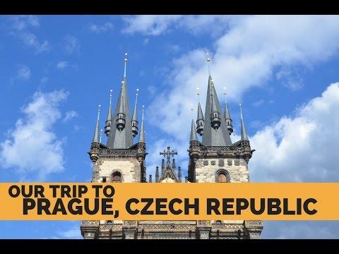 Vegan Travel To Prague, Czech Republic