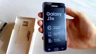 Распаковка товара Samsung Galaxy J3 2016 из Rozetka com ua + чехол + защитное стекло в подарок!!!