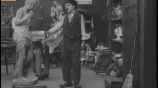 His New Job 1915 (Charlie Chaplin) Part - 2