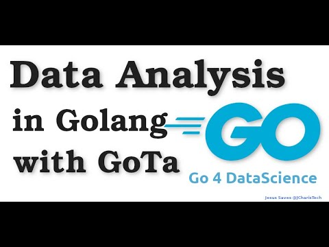 Data Analysis with Golang