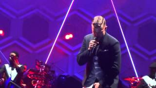 Justin Timberlake - Sexy Back live 20/20 Experience World Tour Sydney 02/10/14