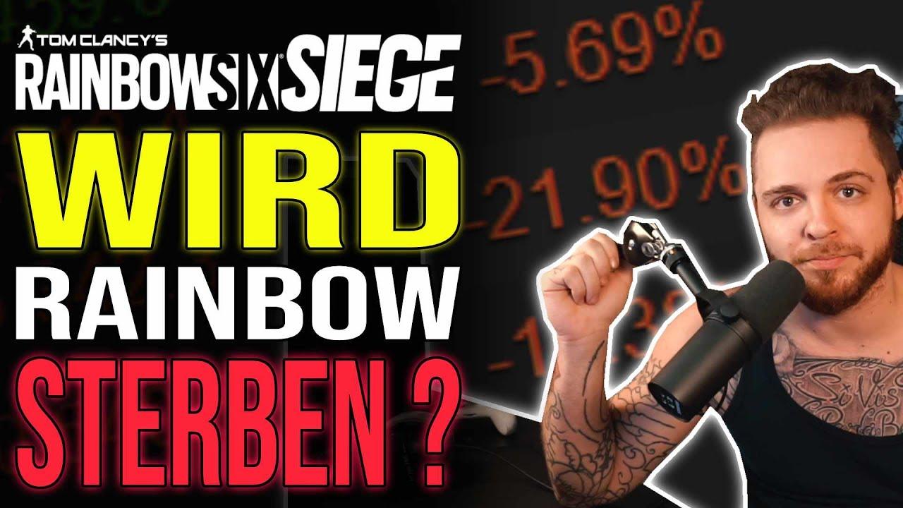 Wird Rainbow untergehen ? | Rainbow Six Siege