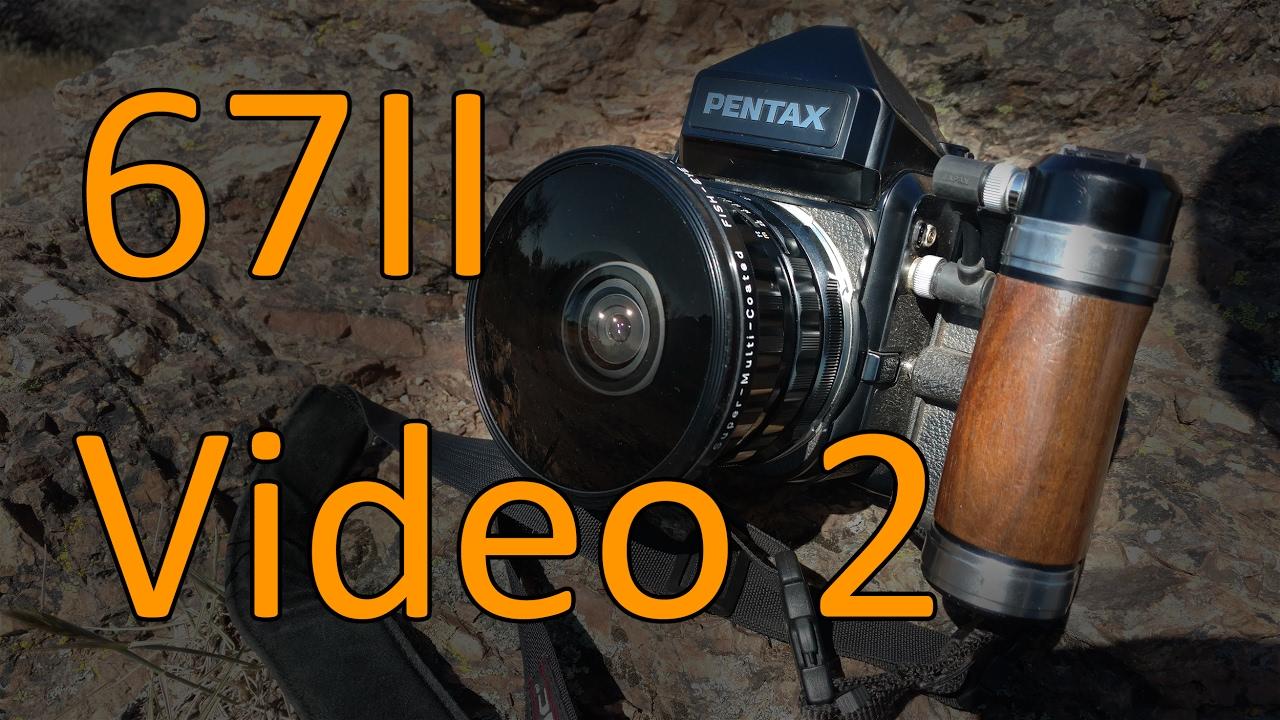 Pentax 67II Video Manual 2 of 2