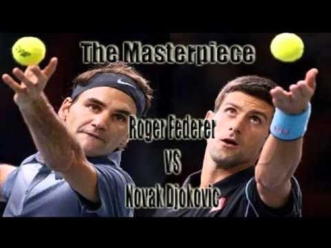 Novak Djokovic tennis hero