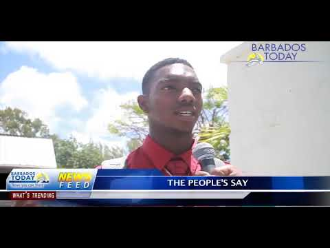 BARBADOS TODAY EVENING UPDATE - April 25, 2018