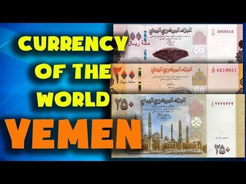 Currency of the world -Yemen. Yemeni rial. Exchange rates Yemen.Yemeni banknotes and Yemeni coins