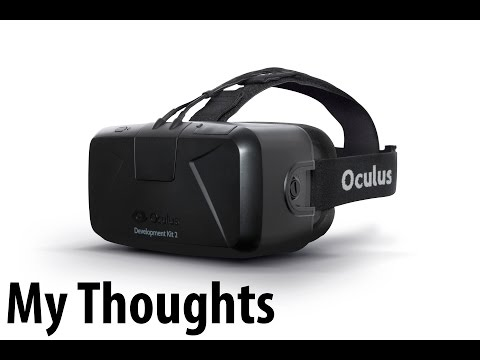 Oculus DK2: Setup and Thoughts