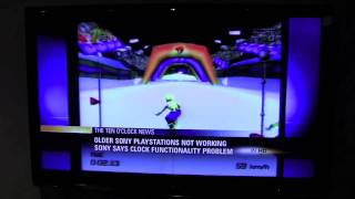 Local News PS3 FAIL