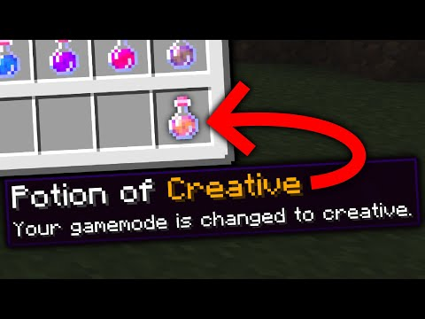 Minecraft, But There Are Custom Potions... - TapL