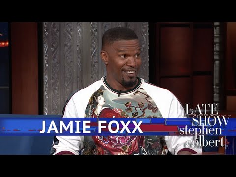 Jamie Foxx Explains The Origin Of 'Jamie Foxx'