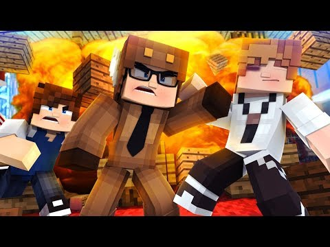 """""""FIGHTING MY BULLY!""""   Valleyside High S1 [Ep.13] (Minecraft Roleplay)"""