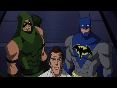 SDCC16- Batman Unlimited: Mechs vs  Mutants with Will Friedle