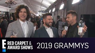 Dan + Shay Get a Tequila Surprise at the 2019 Grammys   E! Red Carpet & Award Shows Video