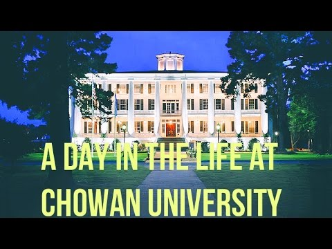Chowan College: Narrative Description