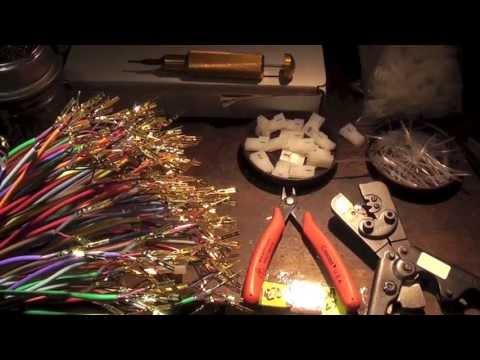 Patchbay Wiring Project For Ken-del.com Studios