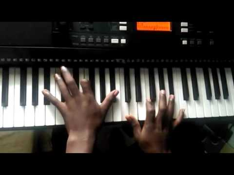 Ghana Piano Worship Chords Key F Youtube