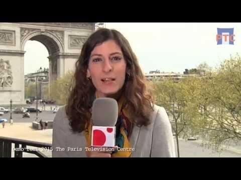 Demo Reel Paris Television Center