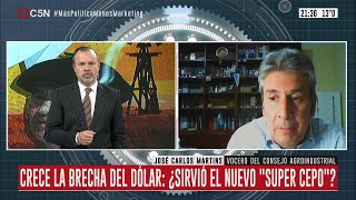 Entrevista a José Carlos Martins en Minuto Uno