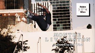 Montre Livingston: Pro Rollerblader (FULL INTERVIEW)