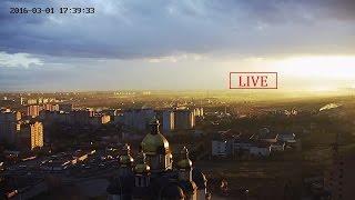 Live stream :  Погода в Івано-Франківську, Україна. Live PTZ HD weather camera