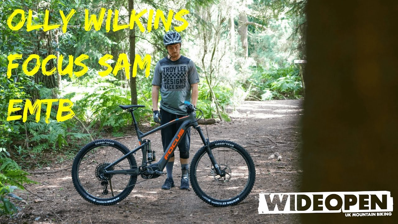 ad60dc6f896 Focus Sam2 eMTB ⚡️Olly Wilkins eBIKE CHECK - YouTube