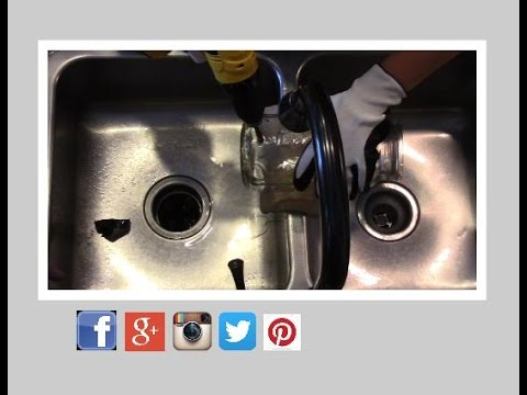 Making a hole in a Mason Jar