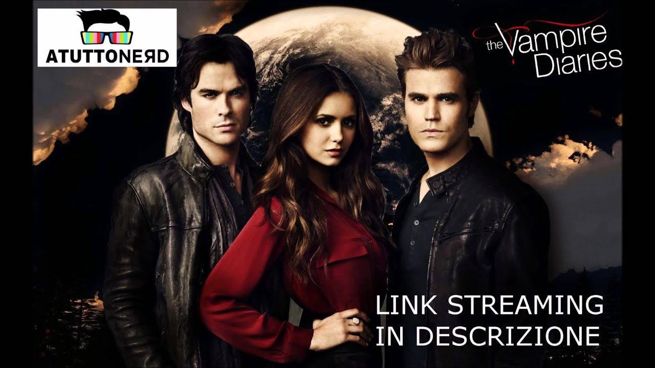 Stream The Vampire Diaries