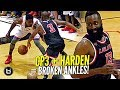 James Harden & Chris Paul TEAM UP at DREW LEAGUE & SHOW OUT w/ Dwayne Wade Watching!!