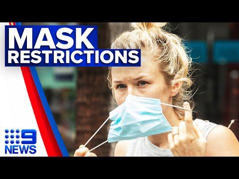 Coronavirus: Mandatory masks remain following lockdown lifting   9 News Australia thumbnail