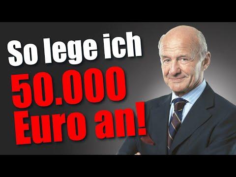Hans A. Bernecker: Der bekannte Börsen-Profi verrät, wie er investieren würde // Mission Money