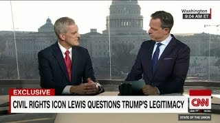 Full interview  Chief of Staff Denis McDonough